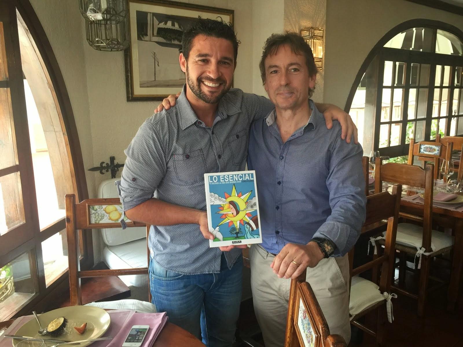 Alberto Conesa & Jordi Planes