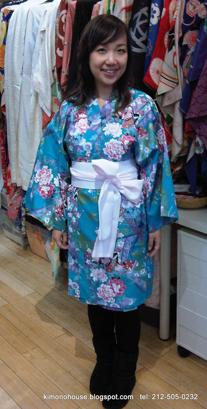Cute Kimono from Kimono House in New York City