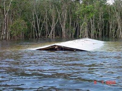 COSTA RICA EN ALERTA ROJA POR INUNDACIONES