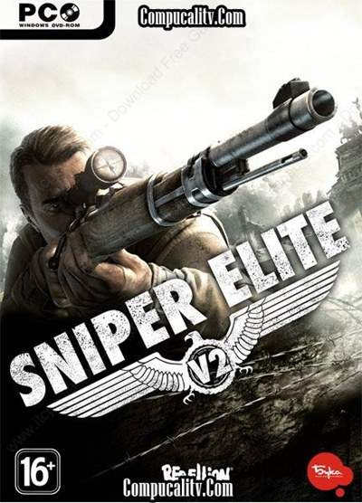 Sniper Elite V2 PC 2012