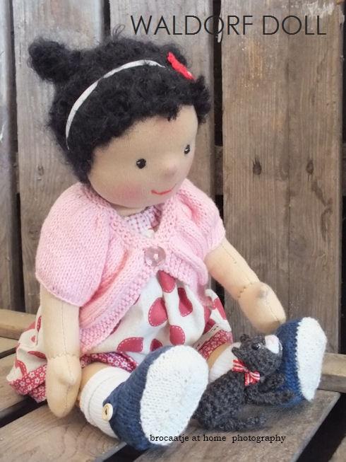 Waldorf Doll Evy