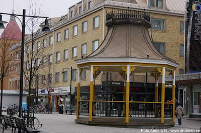 Luleå Storgatan