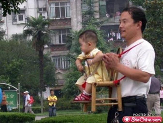 Hebat - Inilah Bapa Yang Sangat Sayang Anaknya