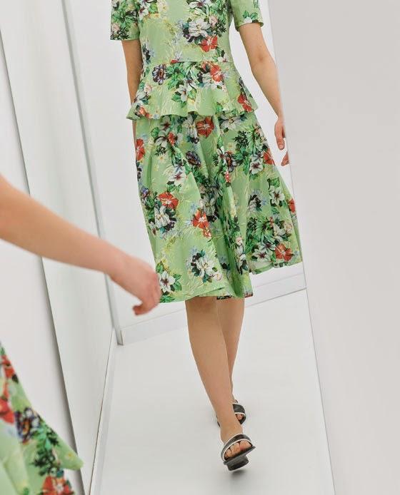 falda moda