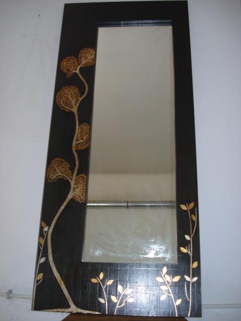 Espejos creativos y de dise o espejos con dise os en for Espejos cuerpo entero baratos
