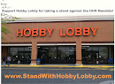 Hobby Lobby Shopping Day