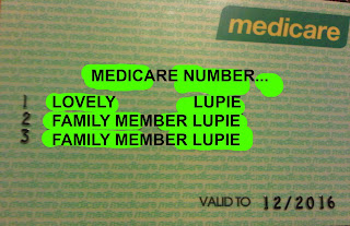 Image: picture of a Medicare Card.