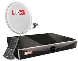 dth airtel, airtel hd dth, airtel digital tv recharge packs