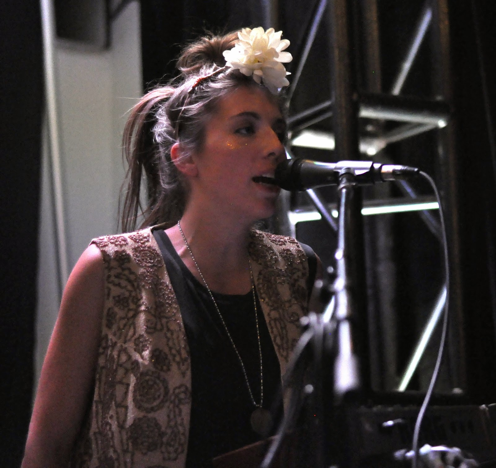 The Edward Day Gallery on Queen Street hosted Doomsquad at NXNE 2014.