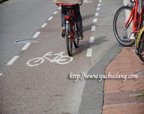Lorong Basikal Amsterdam