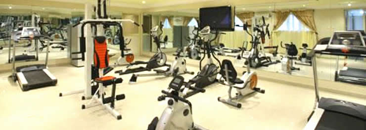 Apartment Royale Fitness Centre