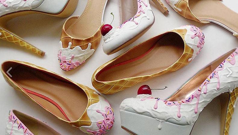 Los zapatos panadería de Chris Campbell