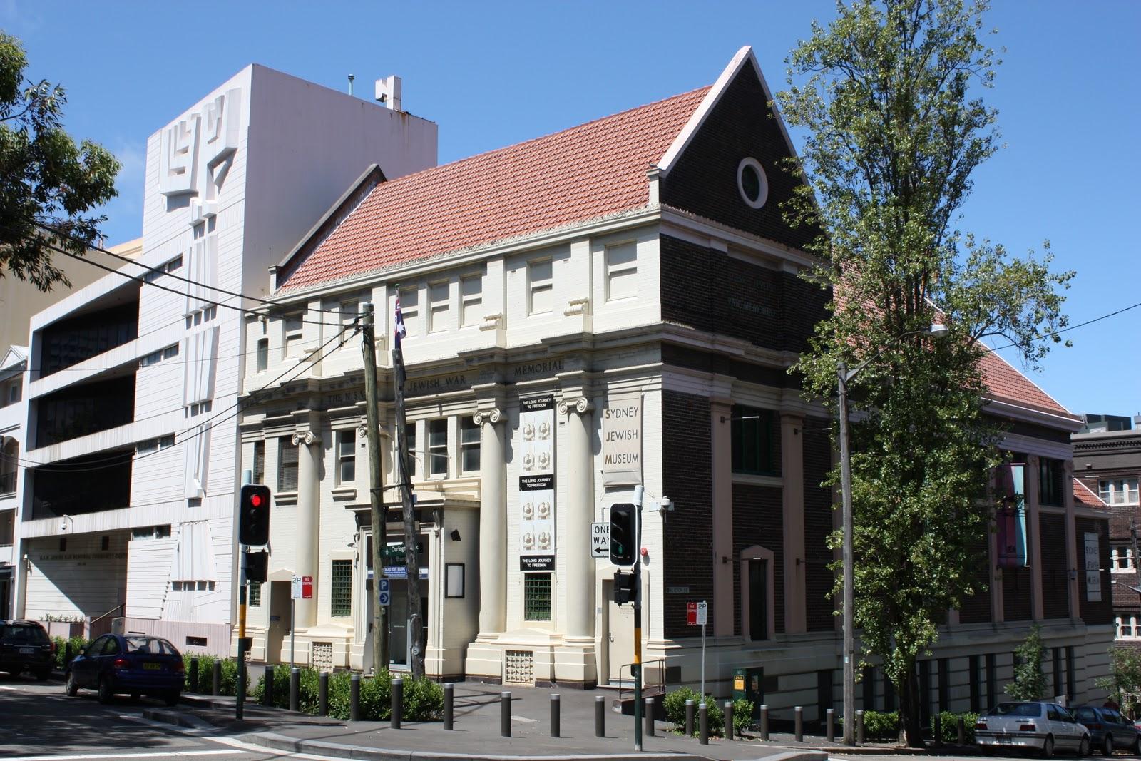 sydney jewish museum contact - photo#7