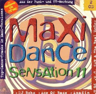 Maxi Dance Sensation vol.11 (1993)