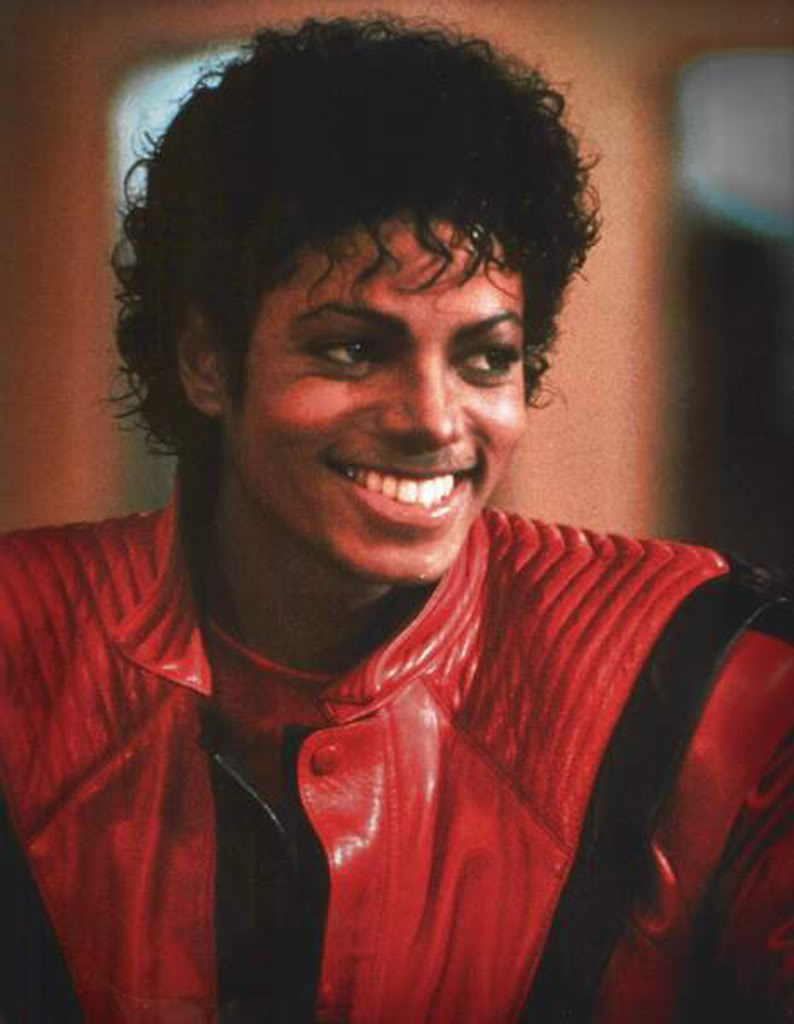 Michael Jackson 1980s Thriller Enjoy 15 photos from the past.