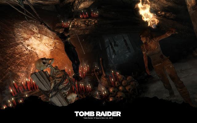 Sacrifice - Tomb Raider