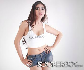 Foto Model Indonesia on Foto Giaz Honey Model Seksi Indonesia