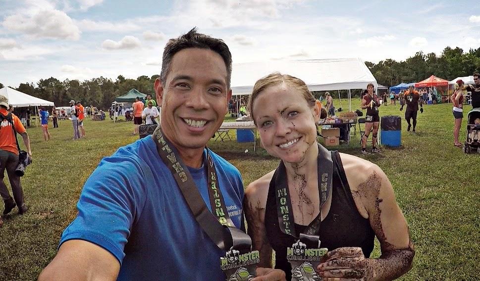 Monster Challenges - Clermont Florida - April 2015 - OCRTUBE