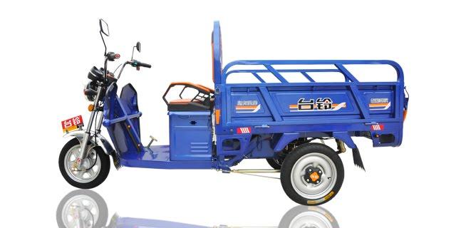 Moto Carro Triciclo Chino Electrico Carga