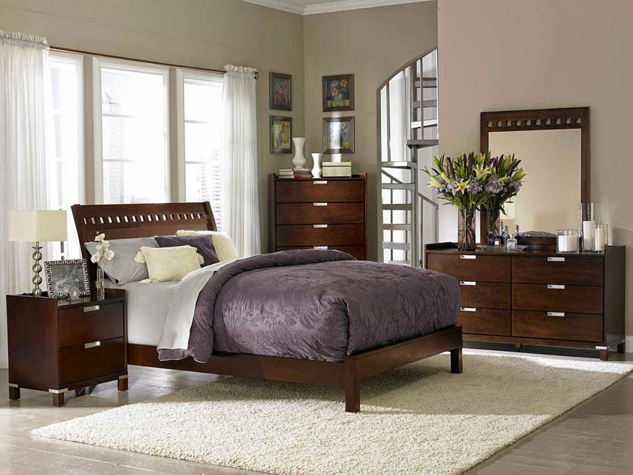 Home Design Ideas Bedroom Classic Simple