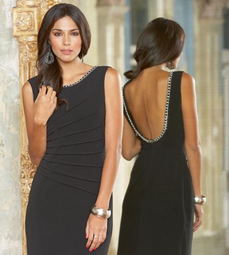 Малка черна рокличка
