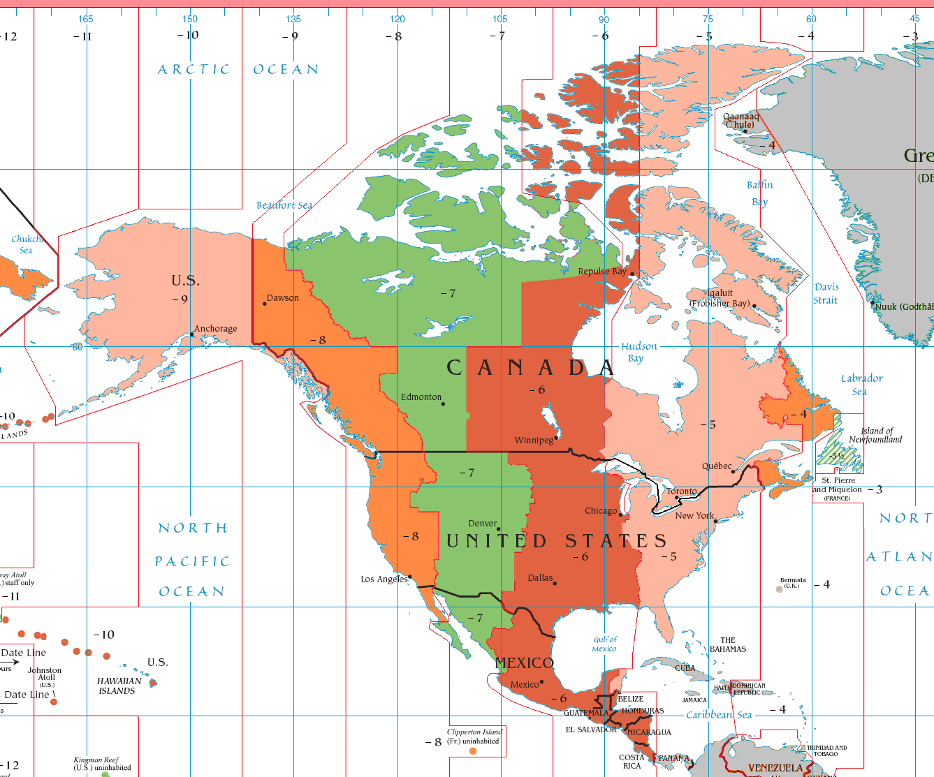 Hd Us Map Canada Map Hd World Map Hd Africa Map Hd Europe Map - Mexico map hd