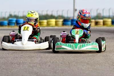 Cupa Romaniei la Karting - Federatia Romana de Karting