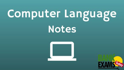 Computer Languages Notes