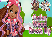 Ever After High Spring Unsprung Cedar Wood