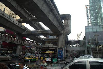 Bangkok - tak żyje (moje) miasto 26