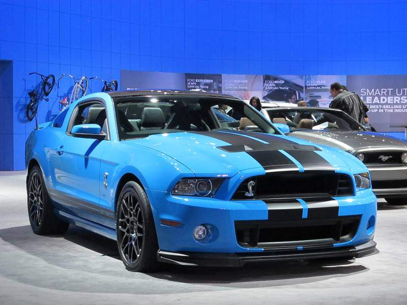 2013 ford mustang shelby gt500 the list of cars. Black Bedroom Furniture Sets. Home Design Ideas