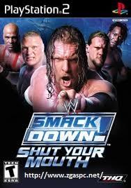 Free Download Games wwe smackdown! shut your mouth PCSX2 ISO Untuk Komputer Full Version ZGASPC