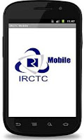 IRCTC Mobile Booking