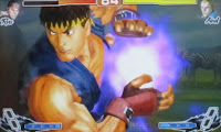 Ryu Closeup - Street Fighter 4 3D Edition