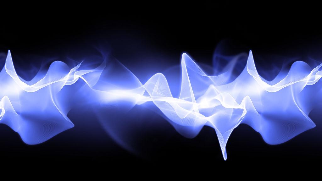 Wallpaper Xperia Cosmic Flow (~55KB)