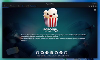 Gosta de filmes? Conheça o PopcornTime