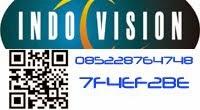Paket Promo Pasang TV Kabel Berlangganan  Indovision