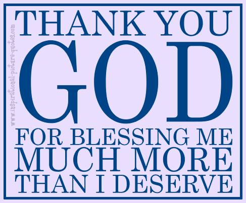 thank you god inspirational quotes quotesgram