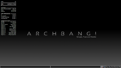 Arch Bang review