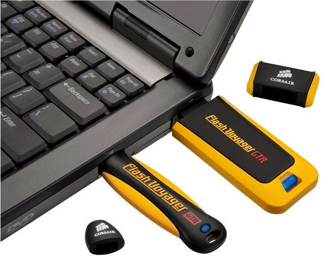 USB Flash Drive Carrying Nightmares