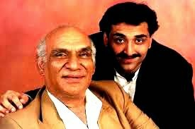 Yash Chopra and Aditya Chopra