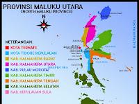 Daftar nama-nama Kampus Negeri di Maluku Utara