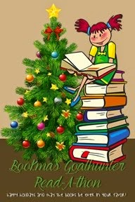 Bookmas Goalhunter Read-A-thon