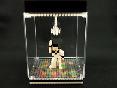 ナノブロックで作った フィーバー