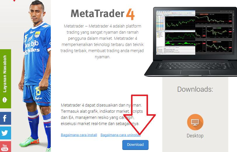 meta trader PC