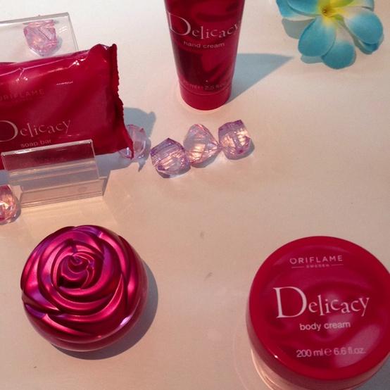 perfume delicacy