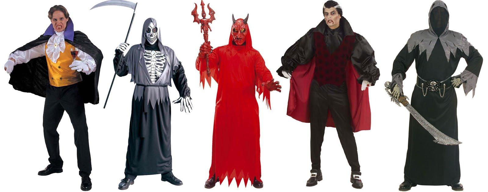 Herre Halloween Kostumer