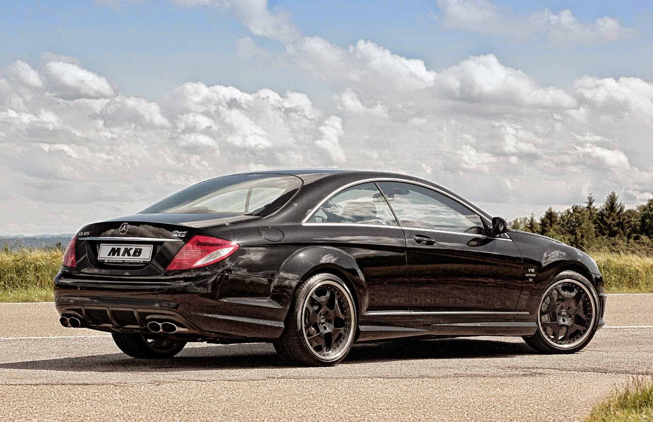 Mercedes benz w216 cl65 amg by mkb benztuning for Mercedes benz amg 6 3