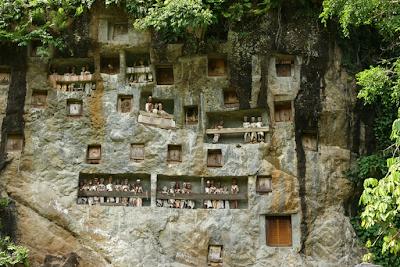 Pemakaman Toraja