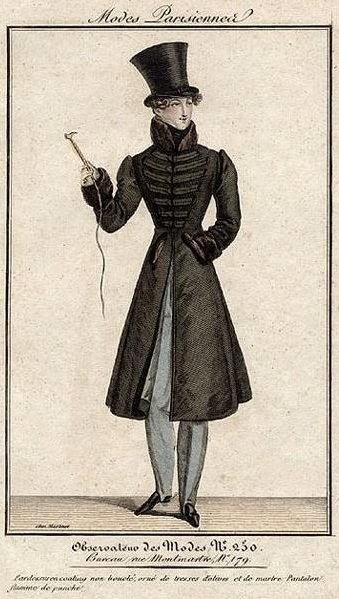 Observateur des Modes 1822